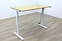 New Cancelled Order Electric Height Adjustable Sit Stand Office Desks - Thumb 2