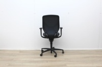 Wilkhahn Grey Operator Chair With Trimension - Thumb 4