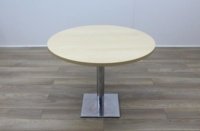 Maple Round Table 1000mm - Thumb 3