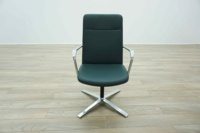 New Cancelled Order - OrangeBox Calder High Back Leather Office Reception Chairs - Thumb 5