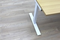 New Cancelled Order Electric Height Adjustable Sit Stand Office Desks - Thumb 7