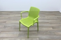 Brunner Green Garden/Canteen Chair - Thumb 3