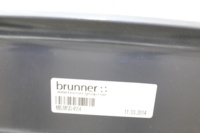 Brunner Dark Grey Chrome Frame Meeting Chair - Thumb 6