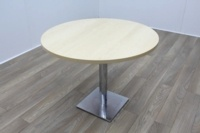 Maple Round Table 1000mm - Thumb 2