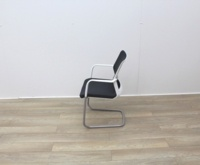 Orangebox Meeting Chair With Black Fabric - Thumb 5
