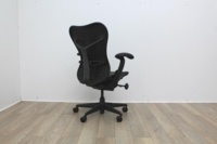 Operator Chairs Mirra1 With Mesh Seat Mesh Back - Thumb 4