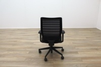 Senator Fuse Black Mesh Multifunction Office Task Chair - Thumb 8