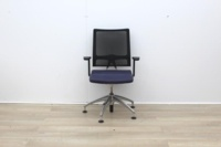 Sedus Meeting Chair With Mesh Back And Chrome Legs - Thumb 2