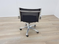 Eames Style Black Mesh Meeting Chairs - Thumb 4