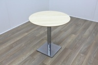Maple Round Table 750mm - Thumb 2