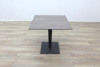 Brunner Smoked Walnut Square Table - Thumb 3
