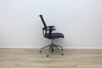 Sedus Meeting Chair With Mesh Back And Chrome Legs - Thumb 3