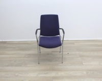 Purple Kusch Co Meeting Chairs - Thumb 2