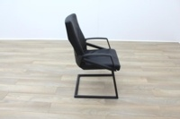 Sitag High Back Black Leather Executive Office Meeting Chair - Thumb 6