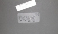 Boss Stacking Meeting Chairs Black Back And Grey Seat - Thumb 7