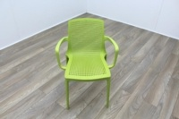 Brunner Green Garden/Canteen Chair - Thumb 2
