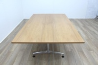 Kusch Co Walnut 2000mm Office Conference Meeting Table - Thumb 5