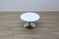 White Round Table - Thumb 4