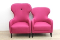 Pink reception chairs - Thumb 2