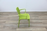 Brunner Green Garden/Canteen Chair - Thumb 6