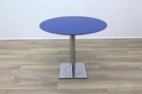 Blue Round Table 900mm - Thumb 3