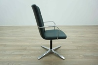 New Cancelled Order - OrangeBox Calder High Back Leather Office Reception Chairs - Thumb 6
