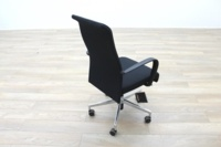 Kusch Co Black Fabric High Back Multifunction Office Task Chair - Thumb 7