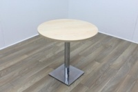 Maple Round Table 800mm - Thumb 2