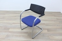 Vitra Visavis Cantilever Meeting Chairs - Thumb 3