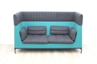 Teal Allermuir receptions sofas - Thumb 2