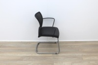 Herman Miller Meeting Chair Mesh Back/Leather Seat - Thumb 3