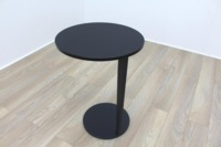 Brunner Black Round Coffee Table - Thumb 4