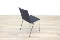 Brunner Dark Grey Fabric Meeting Chair - Thumb 7