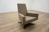 Hitch Mylius hm44 A Biege Office Reception Chair - Thumb 2
