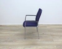Purple Kusch Co Meeting Chairs - Thumb 4