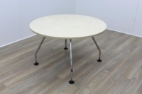 Vitra Maple Round Table 1200mm - Thumb 2