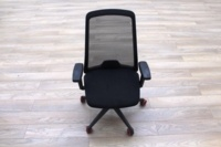 Interstuhl Everyis1 Mesh Black Office Task Chairs - Thumb 3