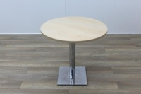 Maple Round Table 800mm - Thumb 3