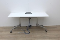 Wiesner Hager Folding/Training Table With Power/Data - Thumb 4