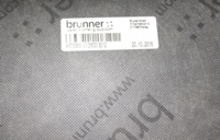 Brunner Walnut Back Black Leather Seat - Thumb 7