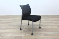 Senator Black Fabric Meeting Chair - Thumb 5