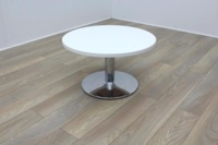 White Round Table - Thumb 3
