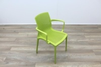 Brunner Green Garden/Canteen Chair - Thumb 5