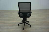 Re-Upholstered in Any Colour - Mesh Back Multifunction Office Task Chairs - Thumb 5