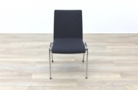 Brunner Dark Grey Fabric Meeting Chair - Thumb 4
