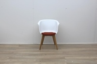 Sedus Canteen Chair With Material Seat - Thumb 2