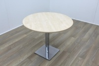 Maple Round Table 900mm - Thumb 2