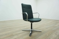 New Cancelled Order - OrangeBox Calder High Back Leather Office Reception Chairs - Thumb 3