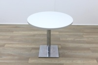 Grey Round Table 800mm - Thumb 3