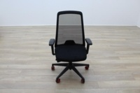 Interstuhl Everyis1 Mesh Black Office Task Chairs - Thumb 2